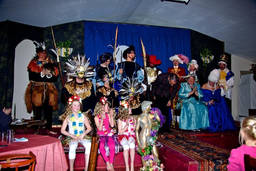 Dilettant Teater i Eskebjerg blev en kæmpe succes
